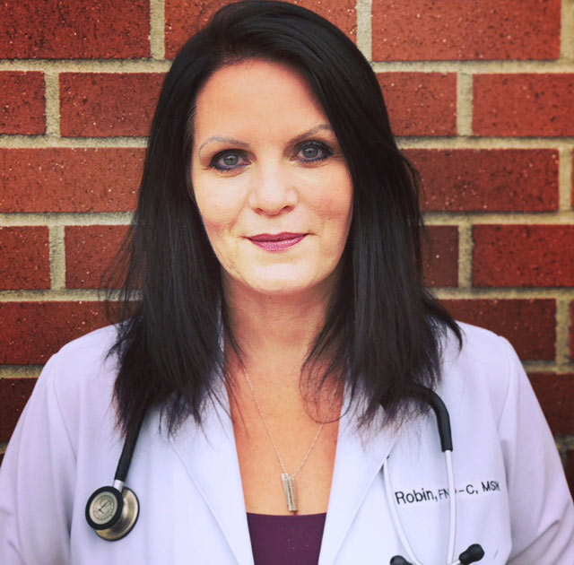 Robin Jackson - Head Nurse Practitioner